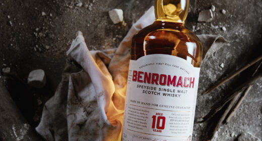 Benromach 10 - Top of Cask