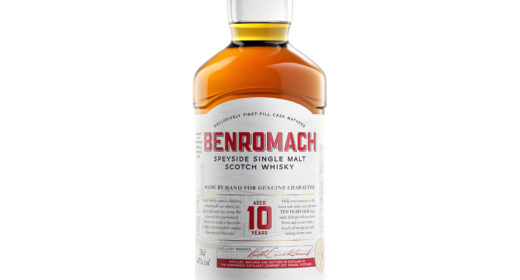 Benromach 10 Year Old Bottle