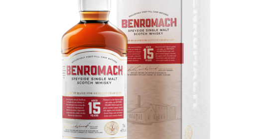 Benromach 15 Year Old Bottle & Box