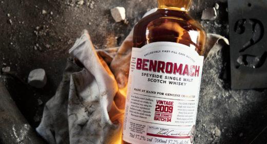 Benromach CSV 2009 Batch 4 2019 - Top of Cask