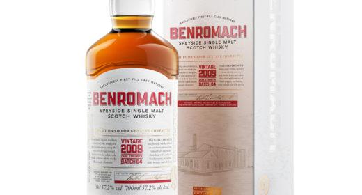 Benromach CSV 2009_Batch 4 Bottle & Box