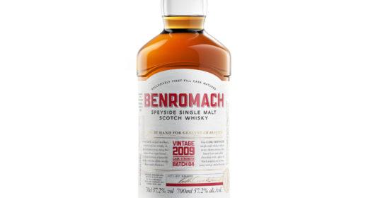 Benromach CSV 2009_Batch 4 Bottle