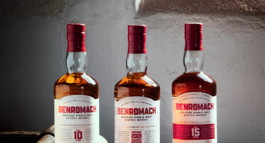 Benromach core range