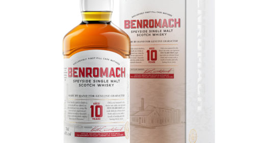 Benromach10 Year Old_Bottle & Box