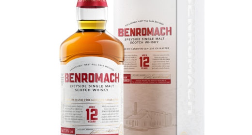 Benromach 12 Year Old bottle & box