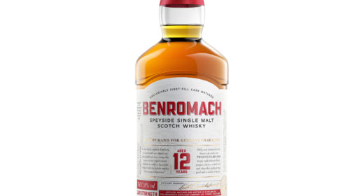 Benromach 12 year old bottle