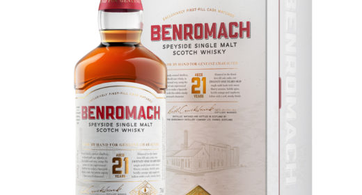 Benromach 21 Year Old bottle & box