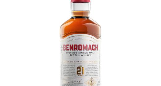 Benromach 21yo bottle (lowres)