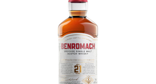 Benromach 21 Year Old bottle