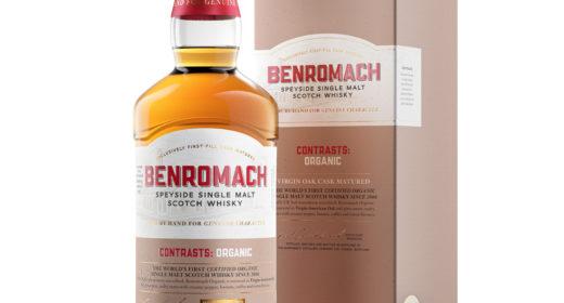 Benromach Contrasts - Organic bottle & box