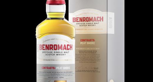Benromach Contrasts - Peat Smoke Bottle & Box 2020