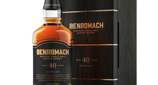 Benromach 40 Year Old Box and Bottle Image - Low Res